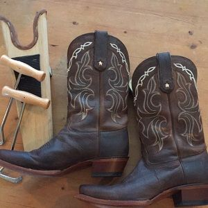 Tony Lama Cliffrose Women's Cowboy Boots